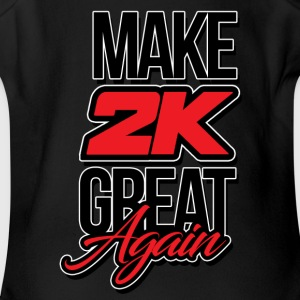 Make 2k Great Again - Short Sleeve Baby Bodysuit