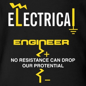Electrical Engineer Shirt - Short Sleeve Baby Bodysuit