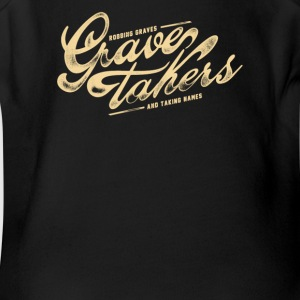 Grave takers - Short Sleeve Baby Bodysuit