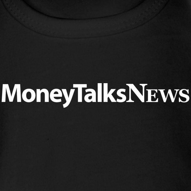 Money Talks News Logo - White