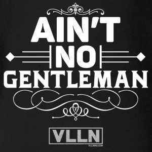 VLLN ain't no gentleman - Short Sleeve Baby Bodysuit