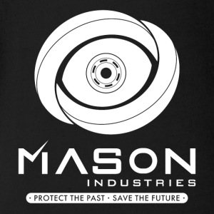 Timeless - Mason Industries: Protect & Save - Short Sleeve Baby Bodysuit