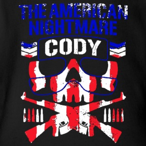 The American Nightmare - Short Sleeve Baby Bodysuit