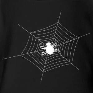 Spider - Short Sleeve Baby Bodysuit