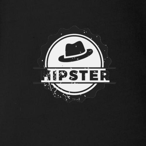 hipster6 - Organic Short Sleeve Baby Bodysuit