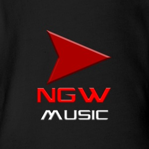 NGW MUSIC - Short Sleeve Baby Bodysuit