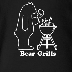 Bear Grills - Short Sleeve Baby Bodysuit