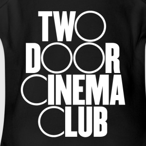 Two Door Cinema Club - Short Sleeve Baby Bodysuit