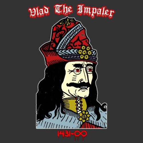 Vlad The Impaler Forever - Organic Short Sleeve Baby Bodysuit