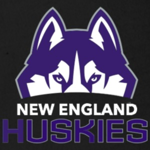 Huskies Logo #2 - Short Sleeve Baby Bodysuit
