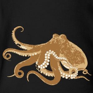 OCTOPUS - Short Sleeve Baby Bodysuit