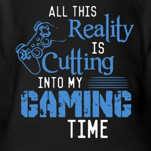 Gaming Shirt - Short Sleeve Baby Bodysuit