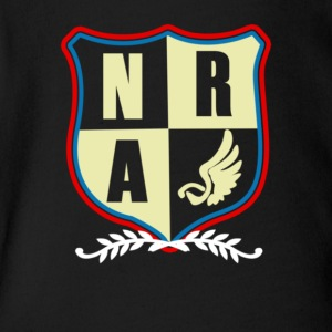 national rifle since 1871 - Short Sleeve Baby Bodysuit