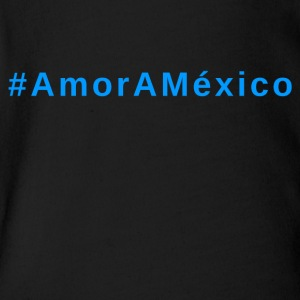 #Amor A Mexico - Short Sleeve Baby Bodysuit