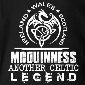 Celtic legend - Short Sleeve Baby Bodysuit
