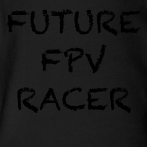 FUTURE FPV Racer - Short Sleeve Baby Bodysuit