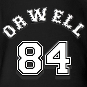 ORWELL 84 - Short Sleeve Baby Bodysuit
