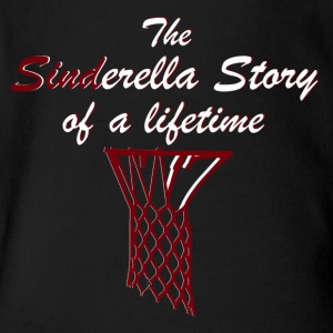 The Sinderella Story of a Lifetime - Short Sleeve Baby Bodysuit
