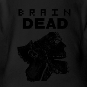 braindead - Short Sleeve Baby Bodysuit