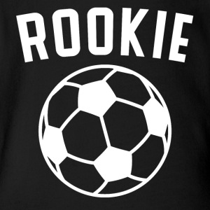 Soccer Rookie - Short Sleeve Baby Bodysuit