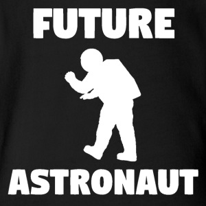 Future Astronaut - Short Sleeve Baby Bodysuit