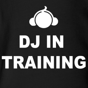 DJInTraining - Short Sleeve Baby Bodysuit