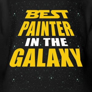 Best Painter In The Galaxy - Short Sleeve Baby Bodysuit