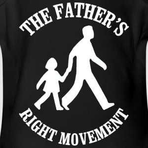 The Fathers Right Movement - Short Sleeve Baby Bodysuit