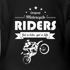 BIke Riders - Short Sleeve Baby Bodysuit