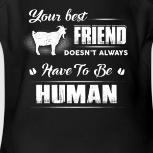 Your best friend T-Shirts - Short Sleeve Baby Bodysuit