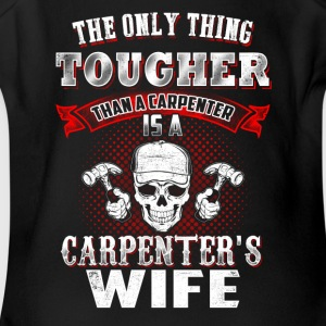 Carpenter's wife T-Shirts - Short Sleeve Baby Bodysuit