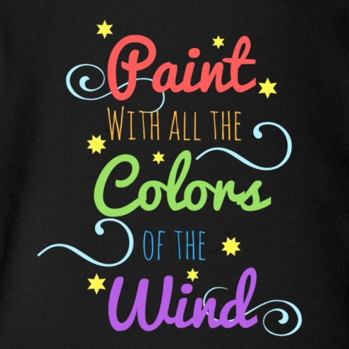 paint with the colours of the wind