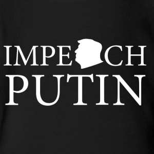 Impeach Putin - Short Sleeve Baby Bodysuit