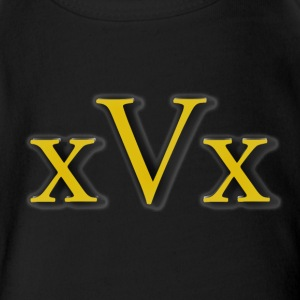 xVx Rich Edition - Short Sleeve Baby Bodysuit