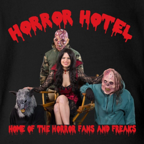 Horror Hotel Group - Organic Short Sleeve Baby Bodysuit
