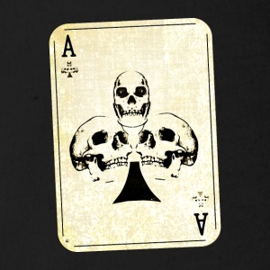 Ace of Skulls - Short Sleeve Baby Bodysuit