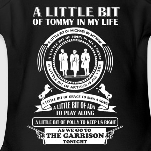 Peaky Blinders Fan Song - Short Sleeve Baby Bodysuit