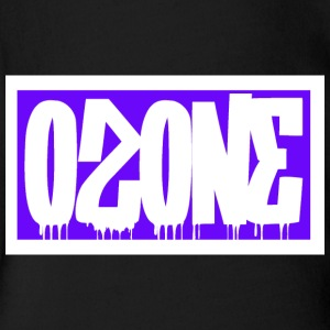 Ozone Graffiti Logo - Short Sleeve Baby Bodysuit