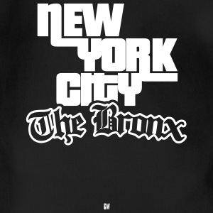 NYC: The Bronx - Short Sleeve Baby Bodysuit