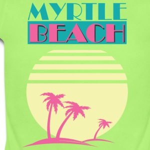 Myrtle Beach - Short Sleeve Baby Bodysuit