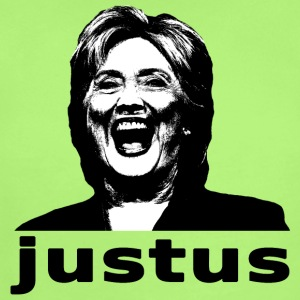 Hillary Justice (Just Us) - Short Sleeve Baby Bodysuit