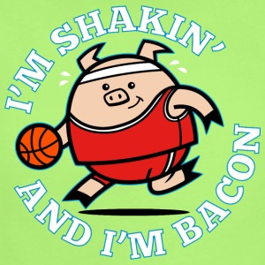 Shakin and Bacon - Short Sleeve Baby Bodysuit