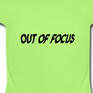 Out Of Focus - Basic logo tee - Short Sleeve Baby Bodysuit