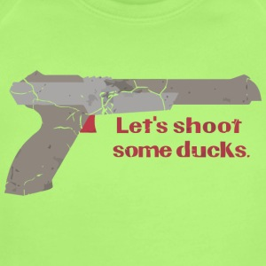 Duck Hunting - Short Sleeve Baby Bodysuit