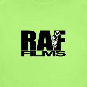RAF-Films-logo - Short Sleeve Baby Bodysuit