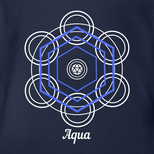 """Aqua"" Water Element Alchemy Design"