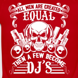 Few Men Become DJ Shirt - Short Sleeve Baby Bodysuit