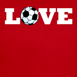 Soccer Love - Short Sleeve Baby Bodysuit