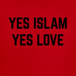YES ISLAM YES LOVE - Short Sleeve Baby Bodysuit