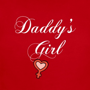 Daddy's girl - Short Sleeve Baby Bodysuit